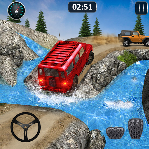 4×4 Turbo Jeep Racing Mania 1.1.9 (MOD, Unlimited Money)