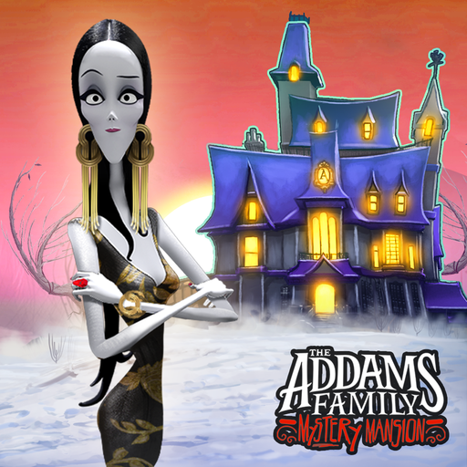Addams Family: Mystery Mansion – The Horror House! 0.3.1 (MOD, Unlimited Money)