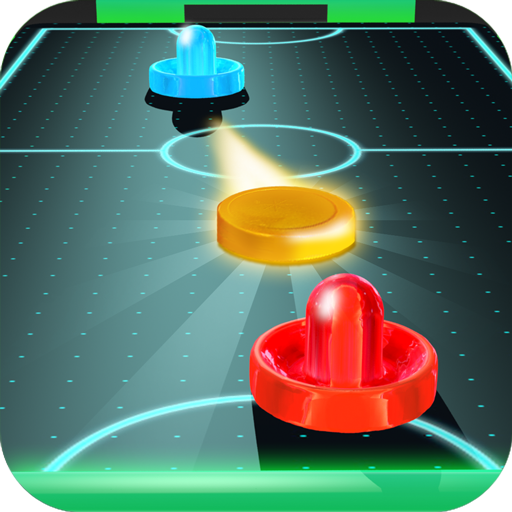 Air Hockey – Ice to Glow Age 201204 (MOD, Unlimited Money)