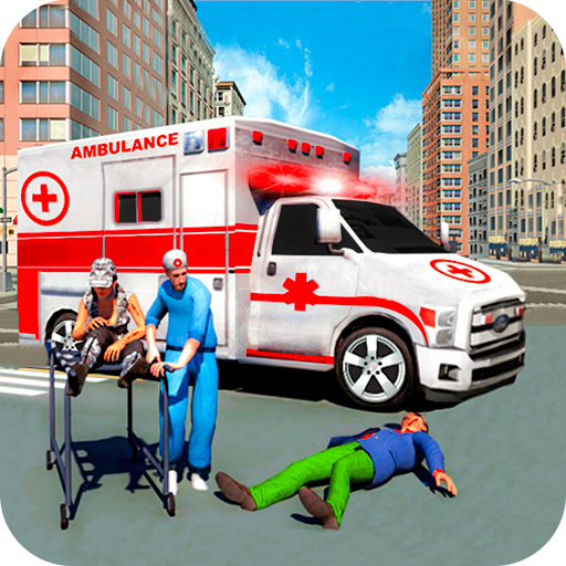 Ambulance Rescue Games 2020 1.15 (MOD, Unlimited Money)