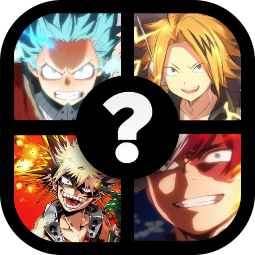 Anime Boku 4 Pics My Hero Quiz 8.7.3z (MOD, Unlimited Money)