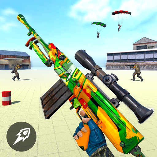 Anti Terrorist Shooting Squad-Combat Mission Games 2.4 (MOD, Unlimited Money)