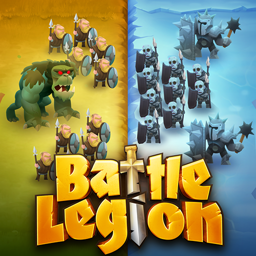 Battle Legion – Mass Battler  (MOD, Unlimited Money)1.7.9