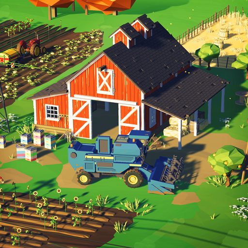 Big Farm: Mobile Harvest – Free Farming Game 7.7.20169 (MOD, Unlimited Money)