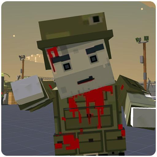 Blocky Zombie Survival 2 1.67(MOD, Unlimited Money)
