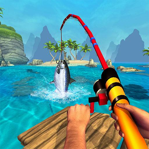 Boat Fishing Simulator: Salmon Wild Fish Hunting 1.7(MOD, Unlimited Money)