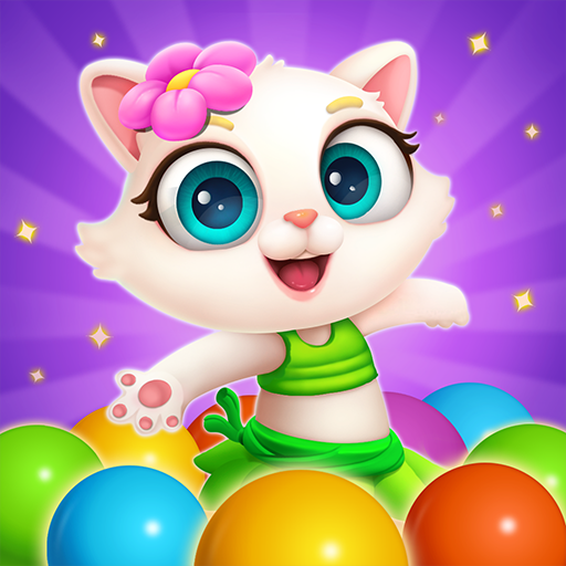 Bubble Shooter: Cat Island Mania 2020 1.12 (MOD, Unlimited Money)