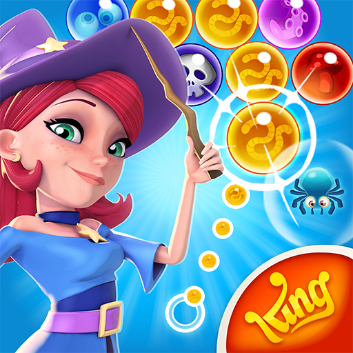 Bubble Witch 2 Saga  (MOD, Unlimited Money)