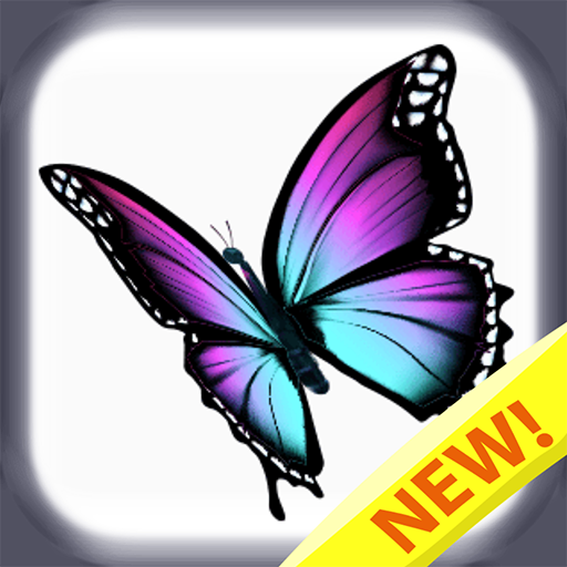 Butterfly color by number : Bugs coloring book 1.4 (MOD, Unlimited Money)