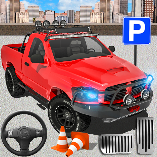 Car Driving Simulator 2020: Modern Car Parking 3d 1.4.1 (MOD, Unlimited Money)
