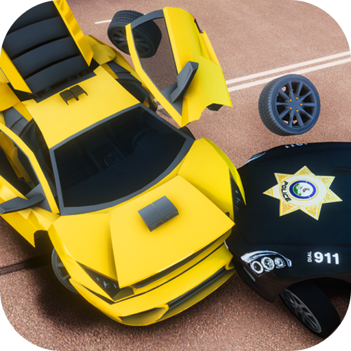 Car Simulator: Crash City  (MOD, Unlimited Money)