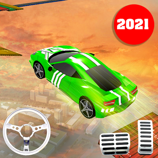 Car Stunt Racing – Mega Ramp Car Jumping 1.13 (MOD, Unlimited Money)