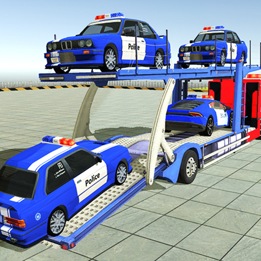 Car Transporter Truck Driver: Truck Driving Games  (MOD, Unlimited Money)