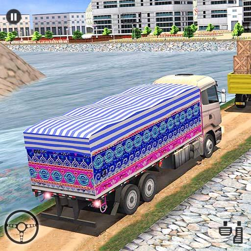 Cargo Indian Truck 3D – New Truck Games 1.18 (MOD, Unlimited Money)