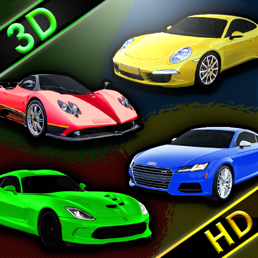 Cars Quiz 3D 2.3.0 (MOD, Unlimited Money)