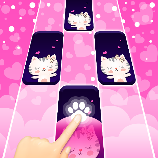 Catch Tiles Magic Piano: Music Game  (MOD, Unlimited Money)1.0.6