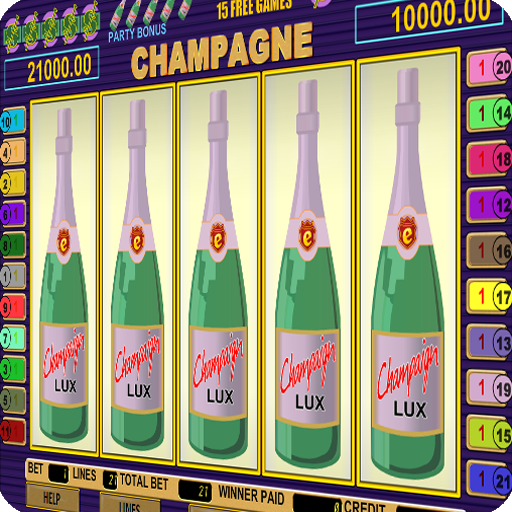 Champagne Slot 1.1.5 (MOD, Unlimited Money)