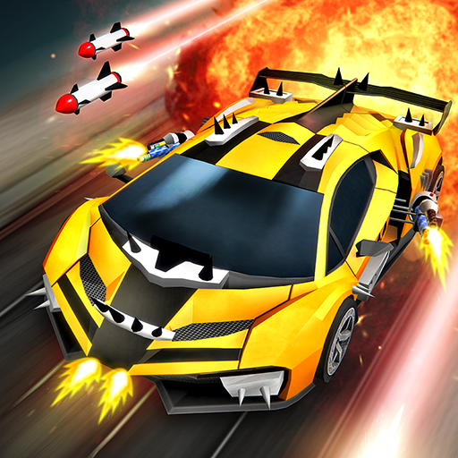 Chaos Road: Combat Racing 1.7.8 (MOD, Unlimited Money)