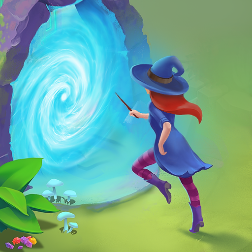 Charms of the Witch: Magic Mystery Match 3 Games 2 .2.44.3 (MOD, Unlimited Money)