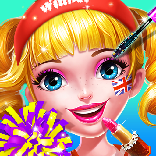 🏀👧💃Cheerleader Dressup – Highschool Superstar 2.7.5038 (MOD, Unlimited Money)