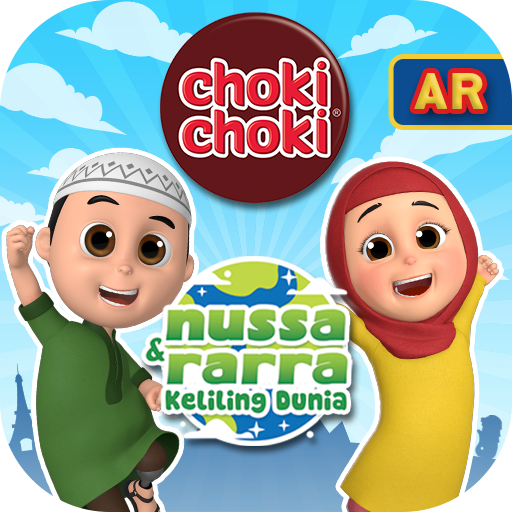 Choki Choki Nussa & Rarra Keliling Dunia (BETA) 1.1 r0 (MOD, Unlimited Money)
