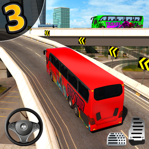 City Bus Simulator 3D – Addictive Bus Driving game 1.1.10 (MOD, Unlimited Money)