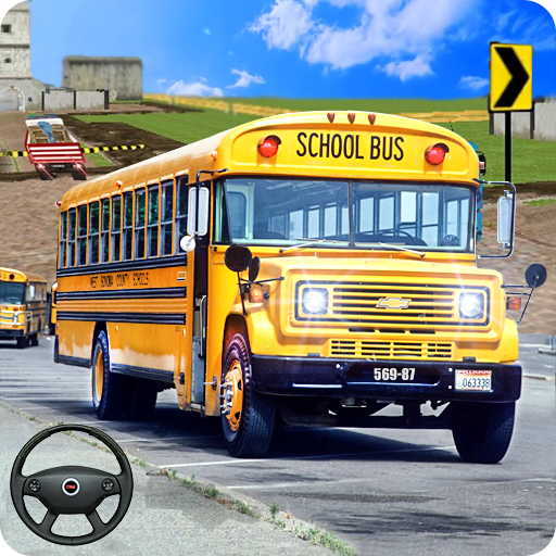 City School Bus Game 3D 1.8 (MOD, Unlimited Money)