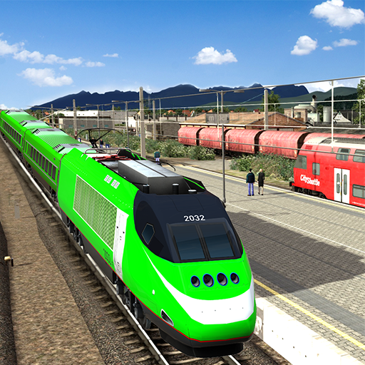 City Train Driver Simulator 2019: Free Train Games 4.4 (MOD, Unlimited Money)