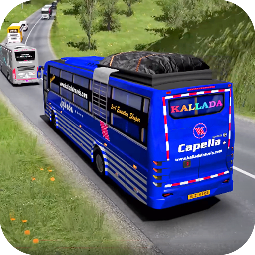 Coach Bus Racing Simulator 2020 : Top Bus Games 1.0 (MOD, Unlimited Money)