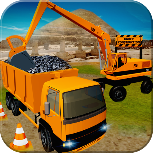 Construction Simulator Heavy Truck Driver 1.1.7 (MOD, Unlimited Money)