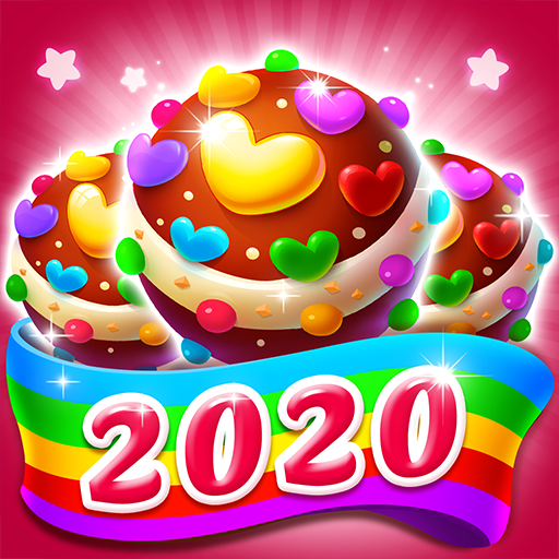 Cookie Amazing Crush 2020 – Free Match Blast 8.8.3 (MOD, Unlimited Money)