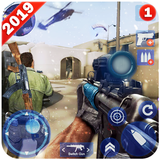 Counter Terrorist Game 2.0 (MOD, Unlimited Money)