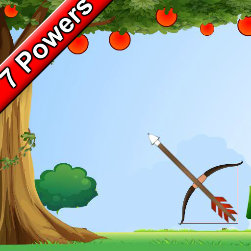 ✳Cut The Apple : Bow Arrow Knockdown Shoot Game 2.1(MOD, Unlimited Money)