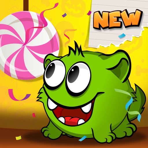 Cut The Candy Rope 5.0 (MOD, Unlimited Money)