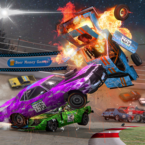 Demolition Derby 3 1.1.012 (MOD, Unlimited Money)