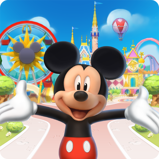 Disney Magic Kingdoms: Build Your Own Magical Park  (MOD, Unlimited Money)