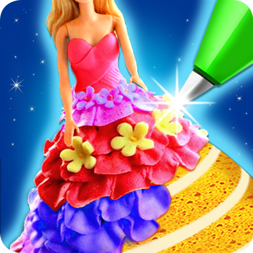 Doll Ice Cream Cake Baking 2019: World Food Maker 1.0.05 (MOD, Unlimited Money)