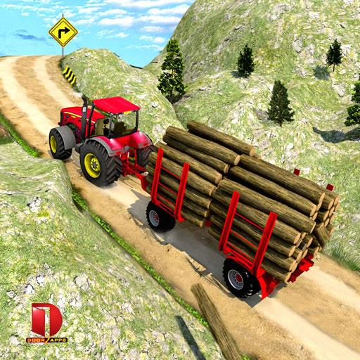 Drive Tractor trolley Offroad Cargo- Free 3D Games 2.0.26 (MOD, Unlimited Money)
