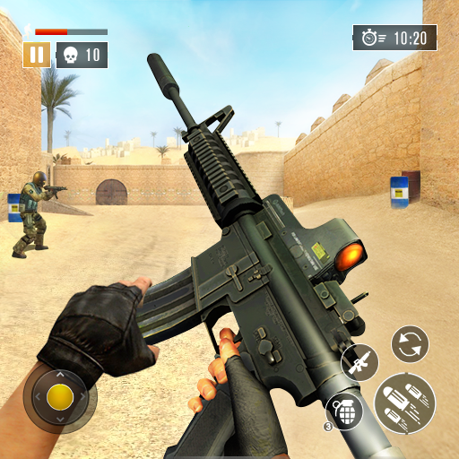 FPS Commando Secret Mission – Free Shooting Games 4.3 (MOD, Unlimited Money)