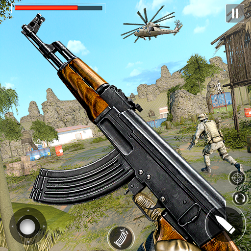 FPS Task Force 2020: New Shooting Games 2020 2.6 (MOD, Unlimited Money)