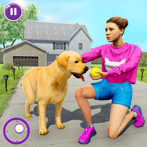 Family Pet Dog Home Adventure Game 1.2.6(MOD, Unlimited Money)