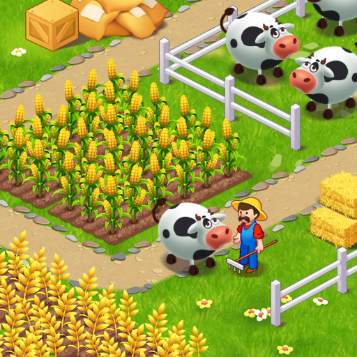 Farm City : Farming & City Building 2.6.0 (MOD, Unlimited Money)