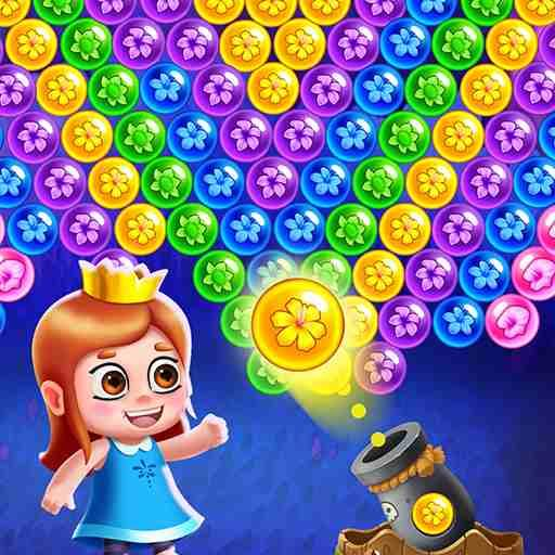Flower Games – Bubble Shooter 4.2 (MOD, Unlimited Money)