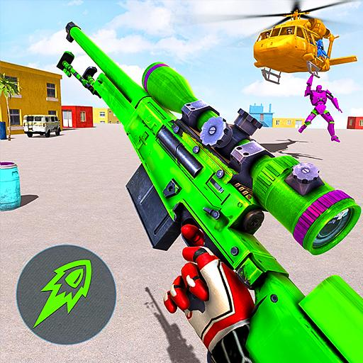 Fps Robot Shooting Games – Counter Terrorist Game 3.5  (MOD, Unlimited Money)