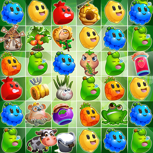 Fruit Puzzle Wonderland 2.1.6(MOD, Unlimited Money)