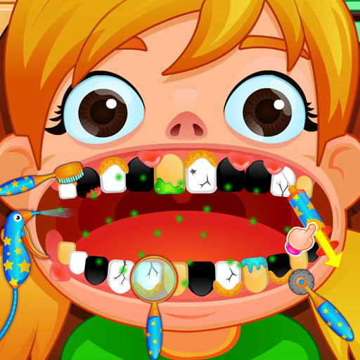 Fun Mouth Doctor, Dentist Game 2.64.0(MOD, Unlimited Money)
