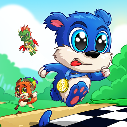 Fun Run 3 – Multiplayer Games  (MOD, Unlimited Money)3.12.0