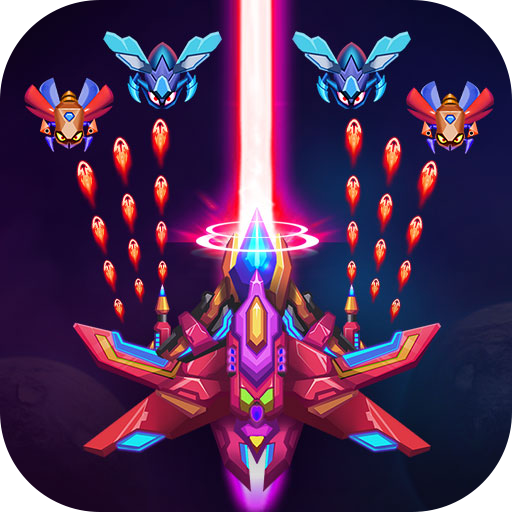 Galaxy Hunter: Space shooter 7.1.4(MOD, Unlimited Money)