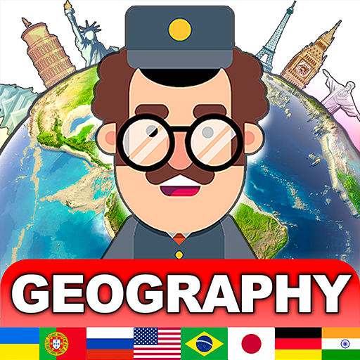 Geography: Countries of the world. Flagmania! 0.723 (MOD, Unlimited Money)