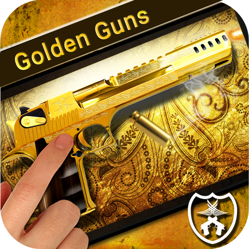 Golden Guns Weapon Simulator 1.6 (MOD, Unlimited Money)